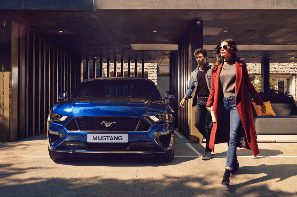 2018 All-New Ford Mustang搭載狂放動力450匹馬力以及全...