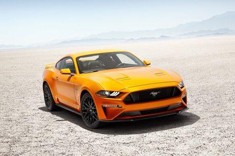 一馬當先 Ford Mustang連三年獲雙門跑車銷售冠軍