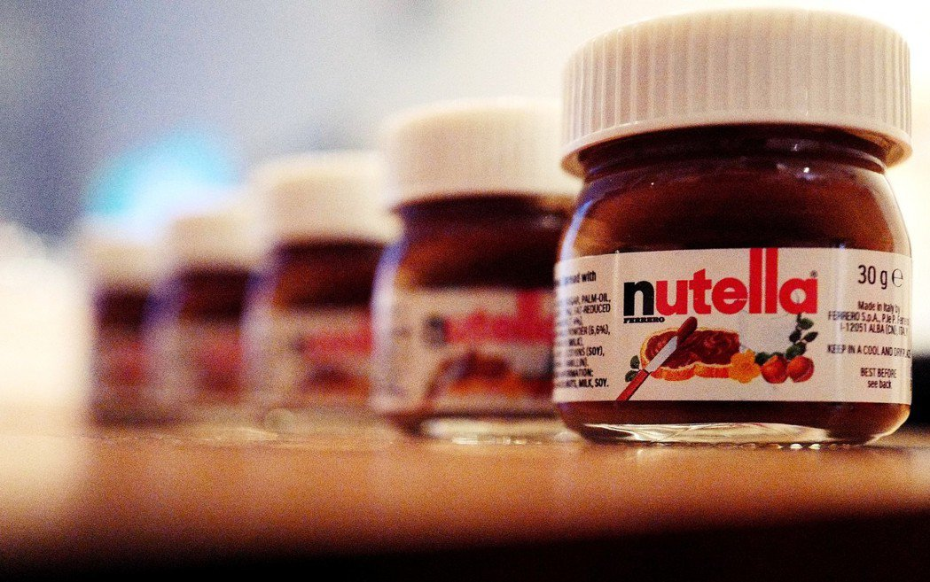 並非所有棕櫚油的使用,都是「不負責任」。圖為義大利Ferrero的王牌產品,Nu...
