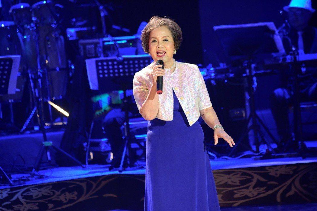 資深歌手美黛於2018年1月29日過世。圖/華風文化提供