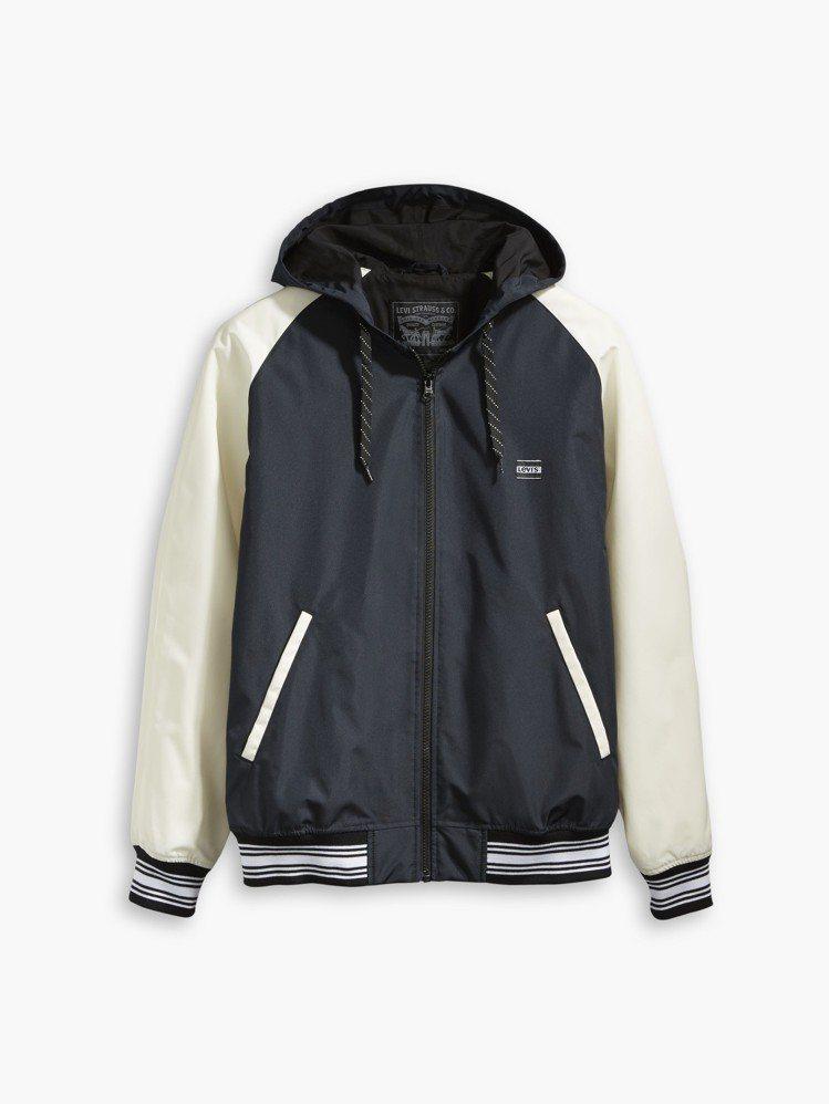 Levis Sportwear系列棒球外套,約3,290元。圖/Levis提供