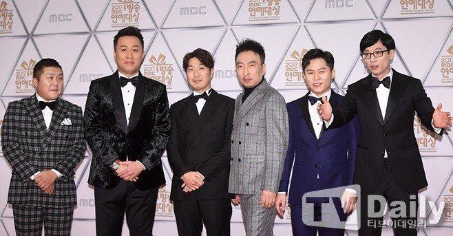 南韓長壽綜藝節目「無限挑戰」,播出近13年,累積不少忠實觀眾。圖/摘自TV Da
