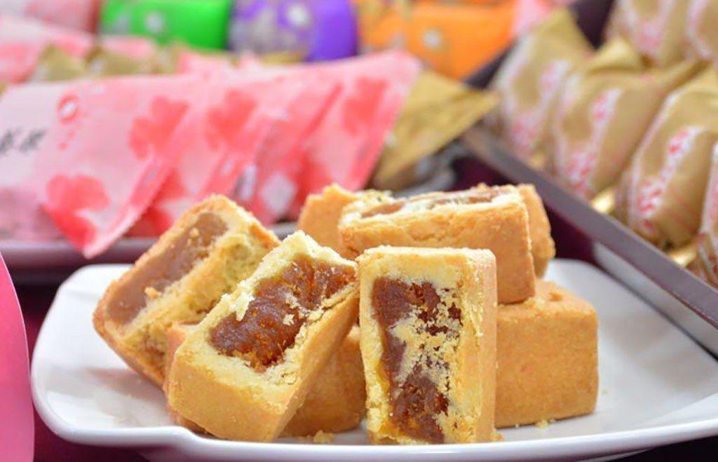 鳳梨酥為警消的禁忌美食。圖/聯合報系資料照片