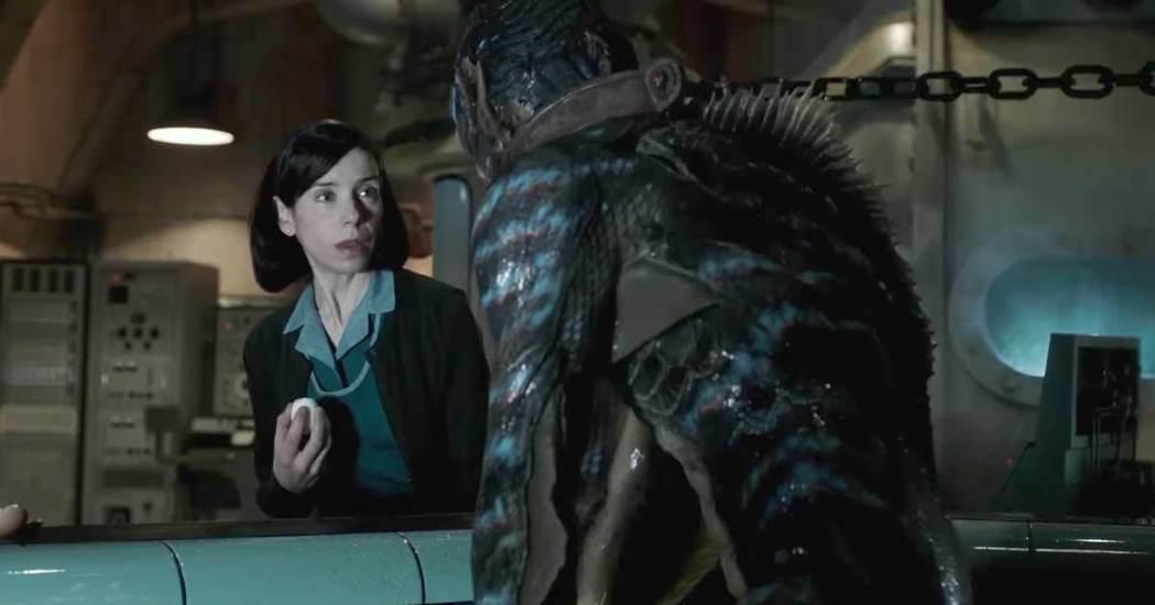 莎莉霍金斯因「水底情深」已獲得超過20個影后。圖/福斯提供