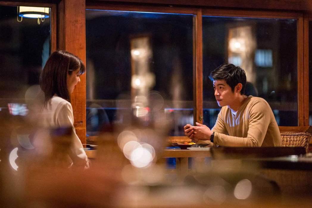 台日合拍新片「盛情款待」。圖/華映提供