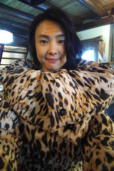 曾珮瑜最近在「雙城故事」中飾演在舊金山長大的華裔女孩,戲服美式火辣風格強烈,但拍攝期間經常遇到超強寒流,她的戲服超單薄,一直說服自己「好熱喔」,但其實她很怕冷,特別訂製了一件豹紋大衣抗寒。而劇情中,...
