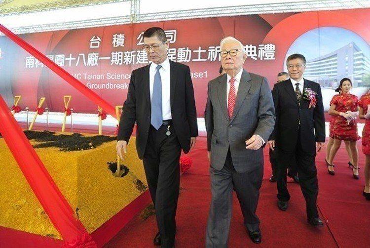 總投資金額5000億台幣的台積電5奈米廠在台南風光動土,但新廠的水電供應是否穩定...