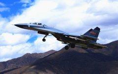 中共軍報:殲-20匿蹤機 最佳配搭殲-16