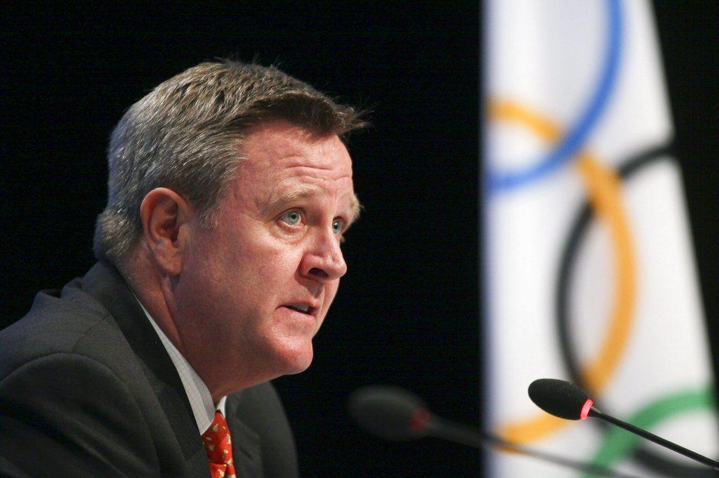 美國奧林匹克委員會(USOC)今天證實執行長布萊克門(Scott Blackmu...