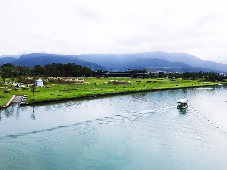 綠色博覽會生態綠舟。 業者/提供。