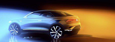Volkswagen拓展SUV陣容 首款敞篷休旅預計2020年現身
