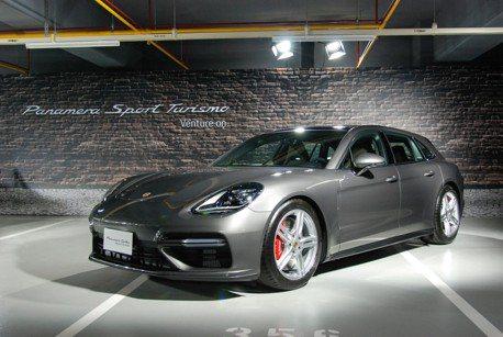 擴大陣容、五車型選擇 Porsche Panamera Sport Turismo 正式登台!