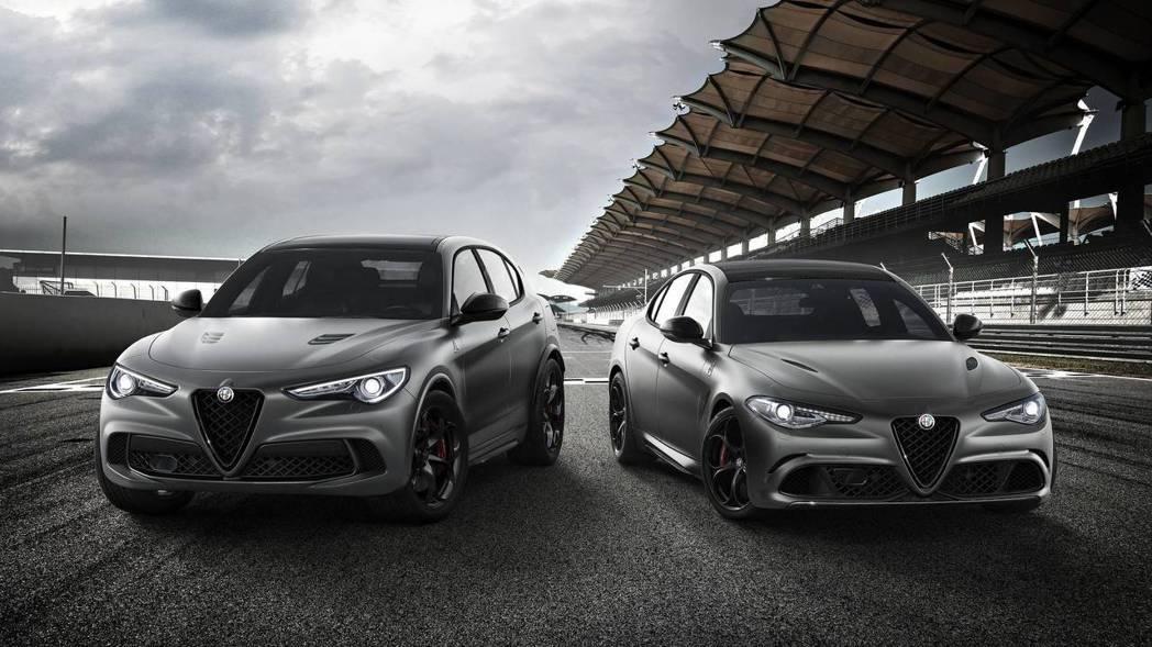 新一代的Alfa產品 性能出眾。 摘自Alfa Romeo