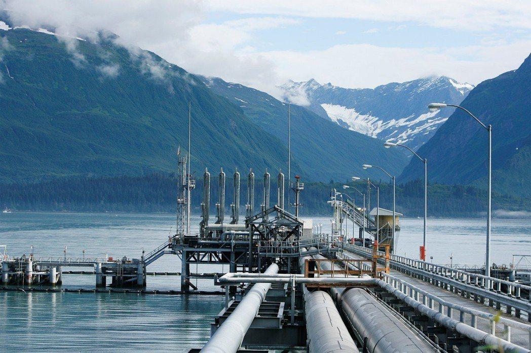 美國國會已批准探勘北極保護區,川普政府也準備施行海上鑽井計畫,企圖振興沒落的阿拉...