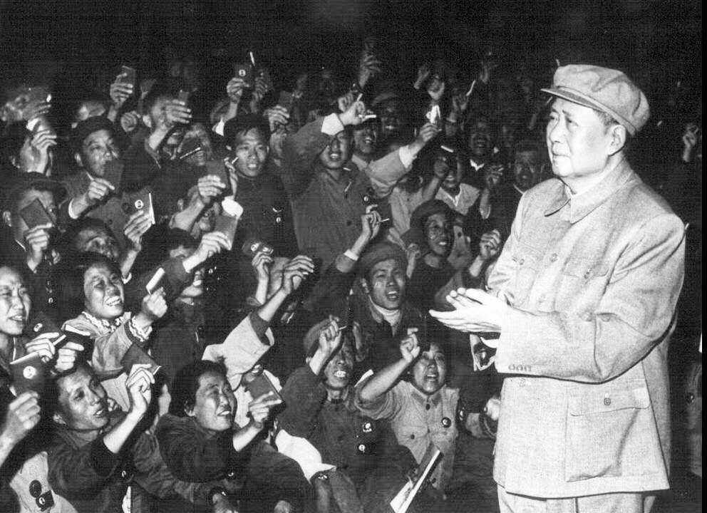日共反對毛澤東的文化大革命以及武裝路線,雙方關係旋即在連番衝突後降到冰點。 圖/...