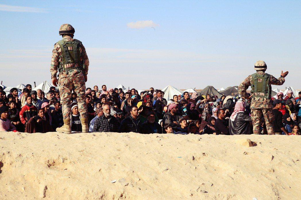 2003年,美國出兵攻打伊拉克,難民和外援重新湧入,約旦的「難民經濟」再次復活。...