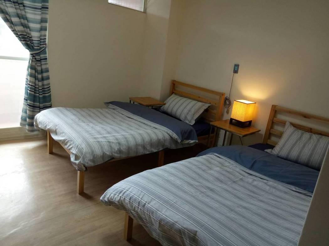 陽明山老人公寓首辦青銀共居,今晚大學生將正式入住。圖/報系資料照
