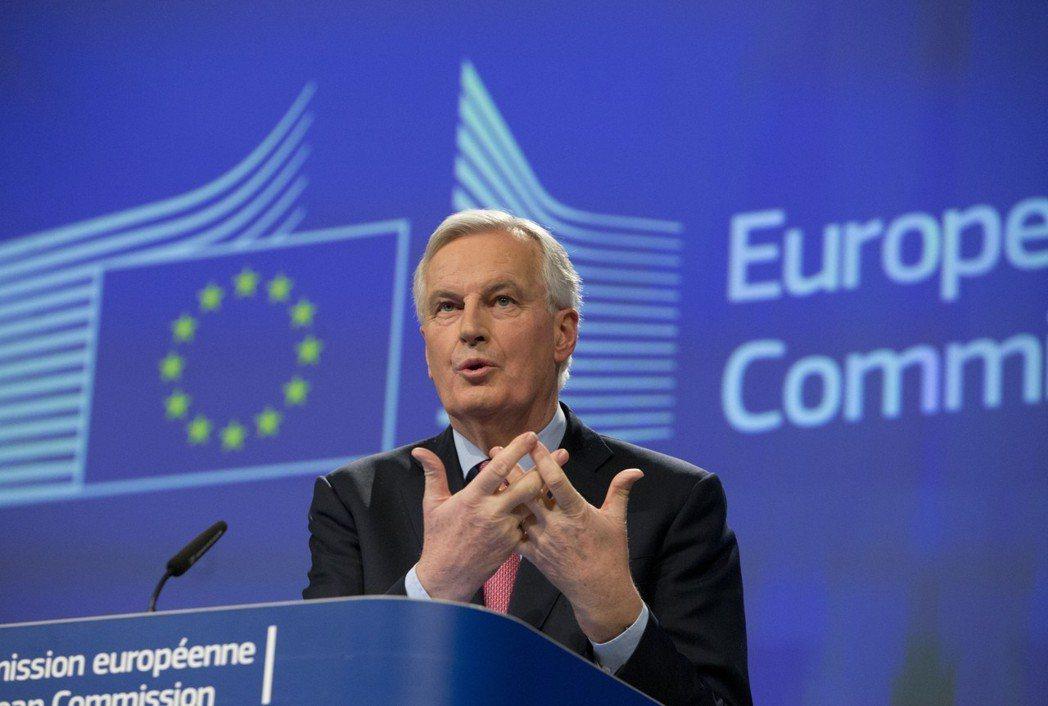 歐盟28日公布的脫歐草案,讓北愛爾蘭邊界問題再度升溫。美聯