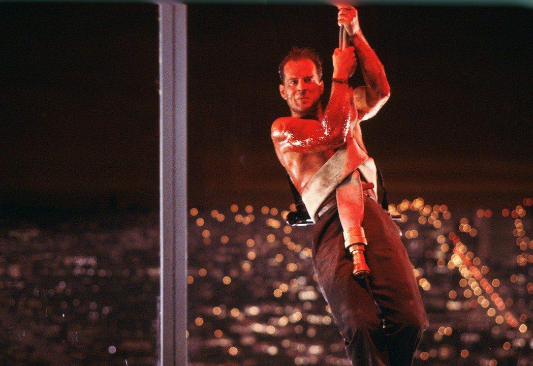 福斯電影公司2013年曾推出「終極警探」25周年藍光DVD。摘自福斯官網