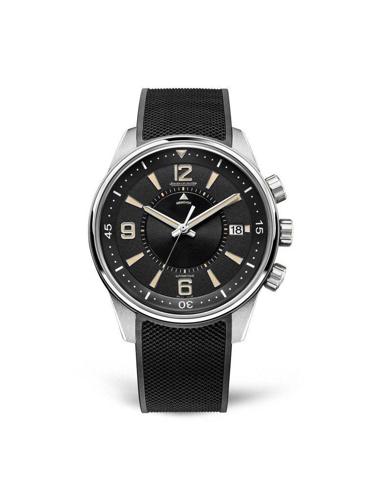 積家Polaris Memovox響鬧腕表,42毫米精鋼表殼、積家956型自動上...