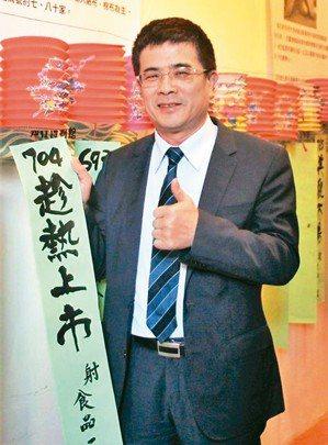 鹿港鎮長黃振彥。 記者何烱榮/翻攝