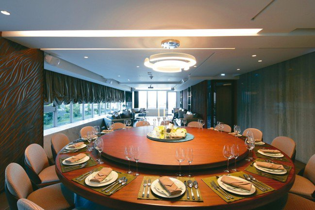 宴會廳提供了人們彼此聯繫感情的場域。 圖/宏舜開發提供