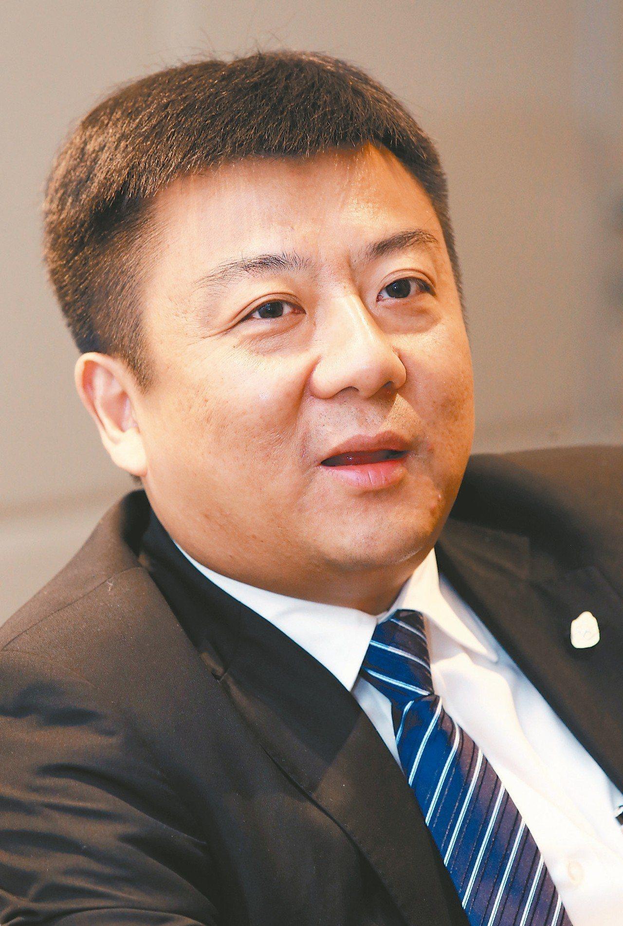 昆山市長杜小剛,昨天升任昆山市委書記。 報系資料照