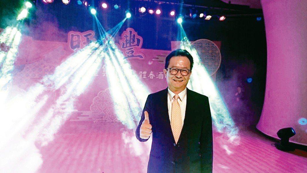 原納智捷董事長陳國榮卸任。 記者黃淑惠/攝影