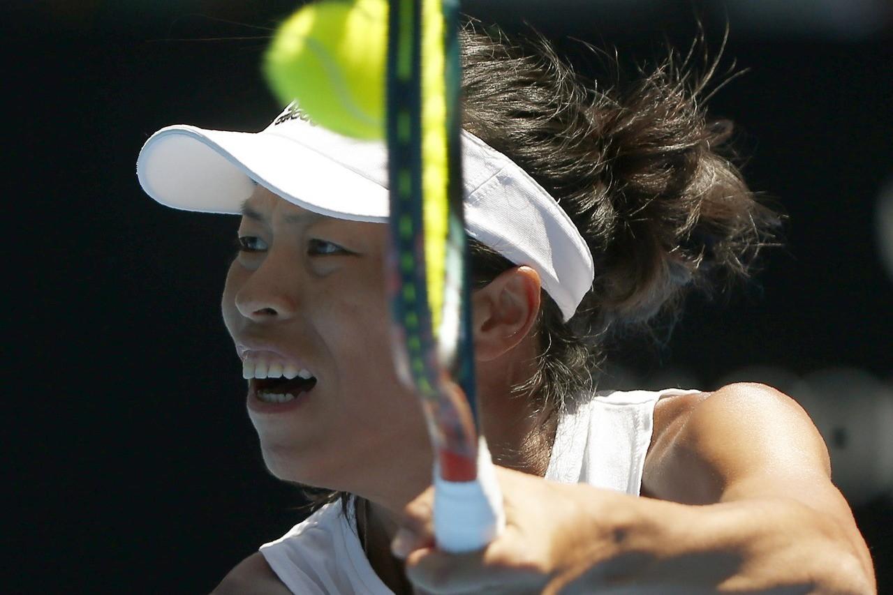 對手就因傷棄賽,謝淑薇印地安泉網賽首輪過關。 路透