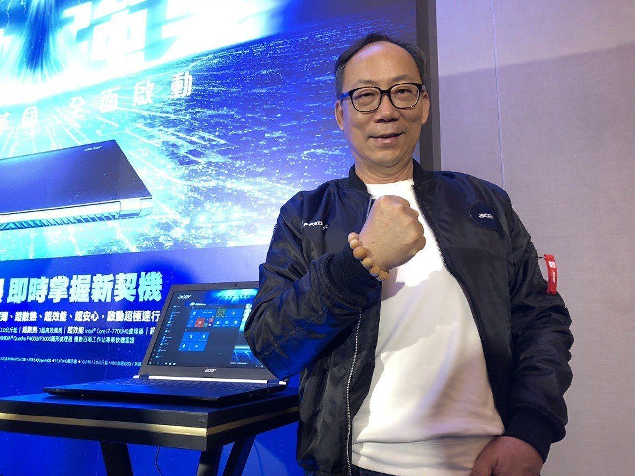 若說台灣今年科技界有什麼最具新意的科技產品,宏碁智慧佛珠肯定是其中之一;宏碁今年...