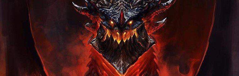 「死亡之翼」遊戲內卡牌描述:原名叫奈薩里奧的死亡之翼原本是一頭高貴的龍,直到他失...