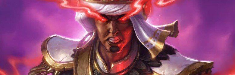 「怒西昂」遊戲內卡牌描述:「怒西昂不是死亡之翼的兒子嗎?為什麼不算龍類?」「噓!...
