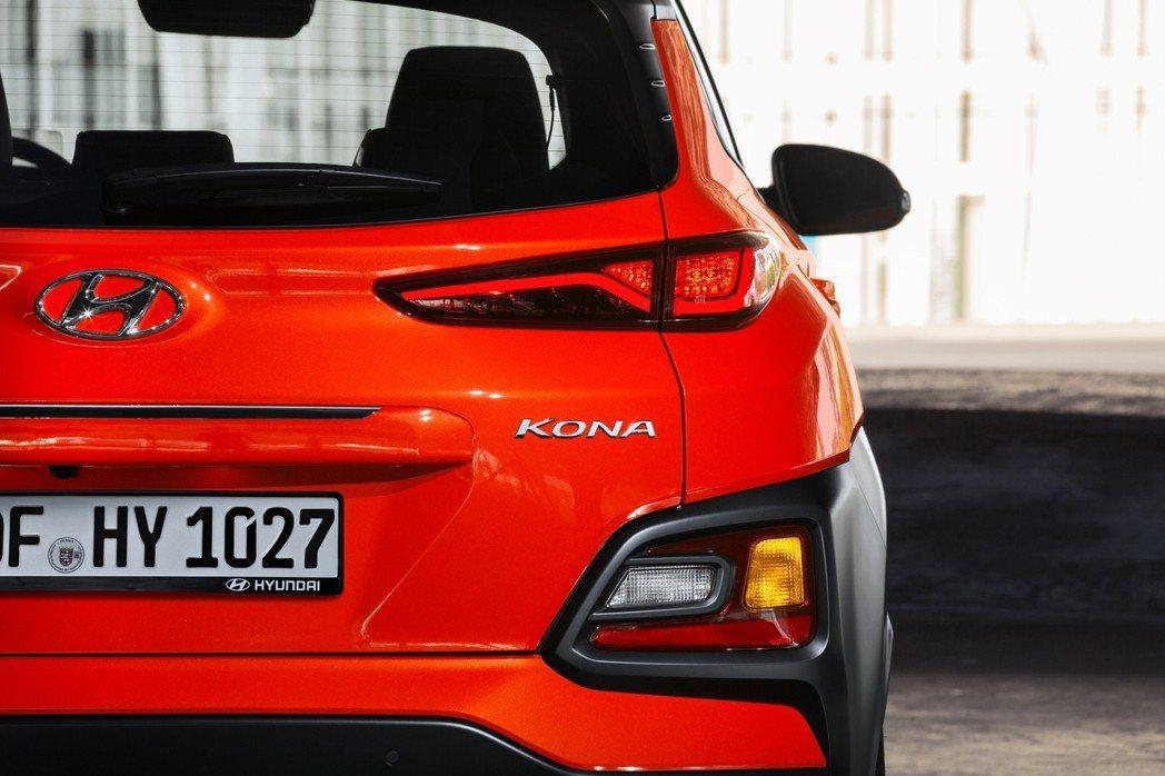 Hyundai Kona今年也將以國產身分導入國內。 摘自Hyundai