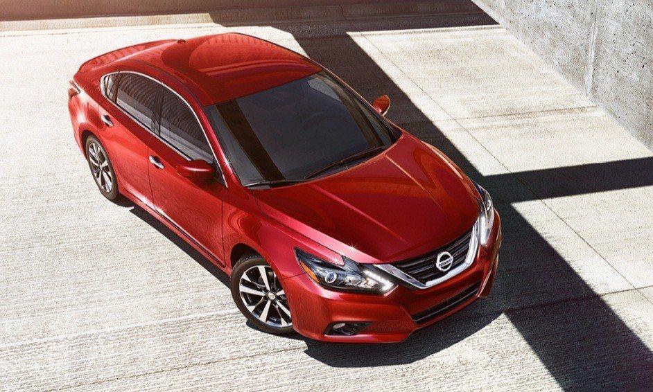 Nissan Altima 是日產在北美的重要產品。 摘自Nissan