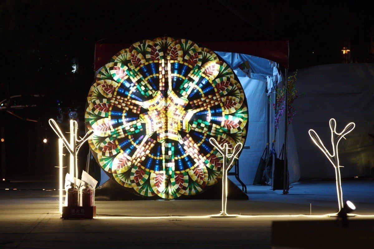 台灣燈會。 圖片來源/台灣燈會官方網站