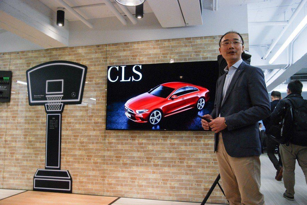 台灣賓士今年預計導入車款包括:19年式大改款A-class、S-class Coupé、第三代CLS、G-class與小改款C-class。 記者林鼎智/攝影