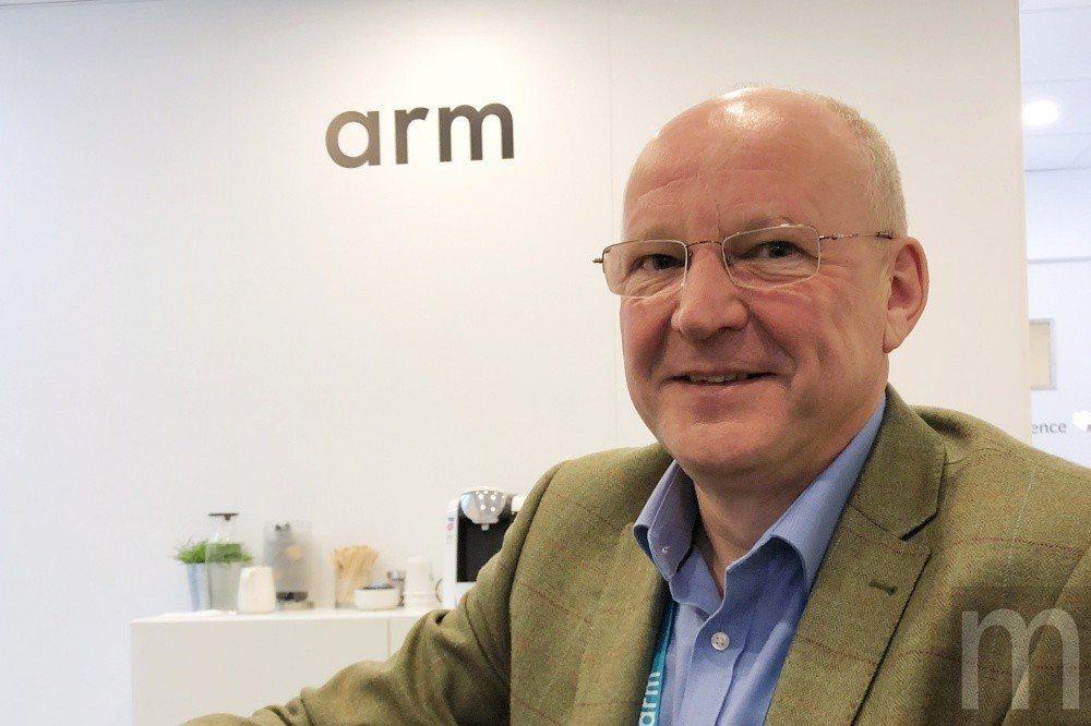ARM機器學習事業群總經理Jem Davies