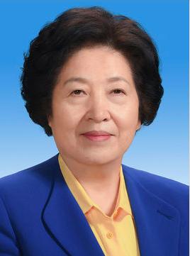 新任中共北京市委書記孫春蘭。(百度百科)