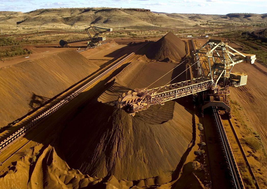 澳洲礦商力拓的股東要求該公司檢討,參與業界遊說團體的作法。圖為力拓在澳洲西部的一...