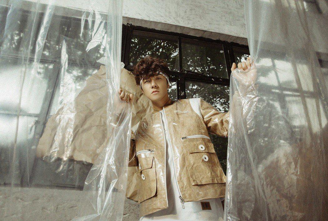 吳克群的潮牌DEBRAND進軍國際。圖/和羣娛樂提供