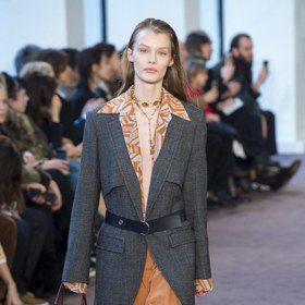 巴黎時裝周╱強悍女人味 Chloe新設計新表情
