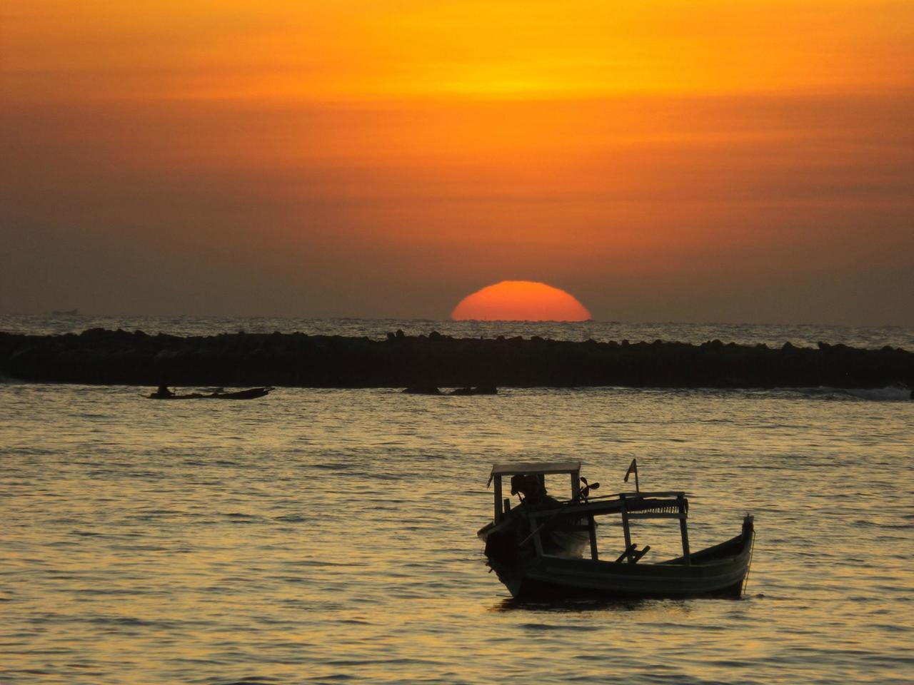第三名「卡帕裏海灘」位於孟加拉灣。圖/TripAdvisor提供