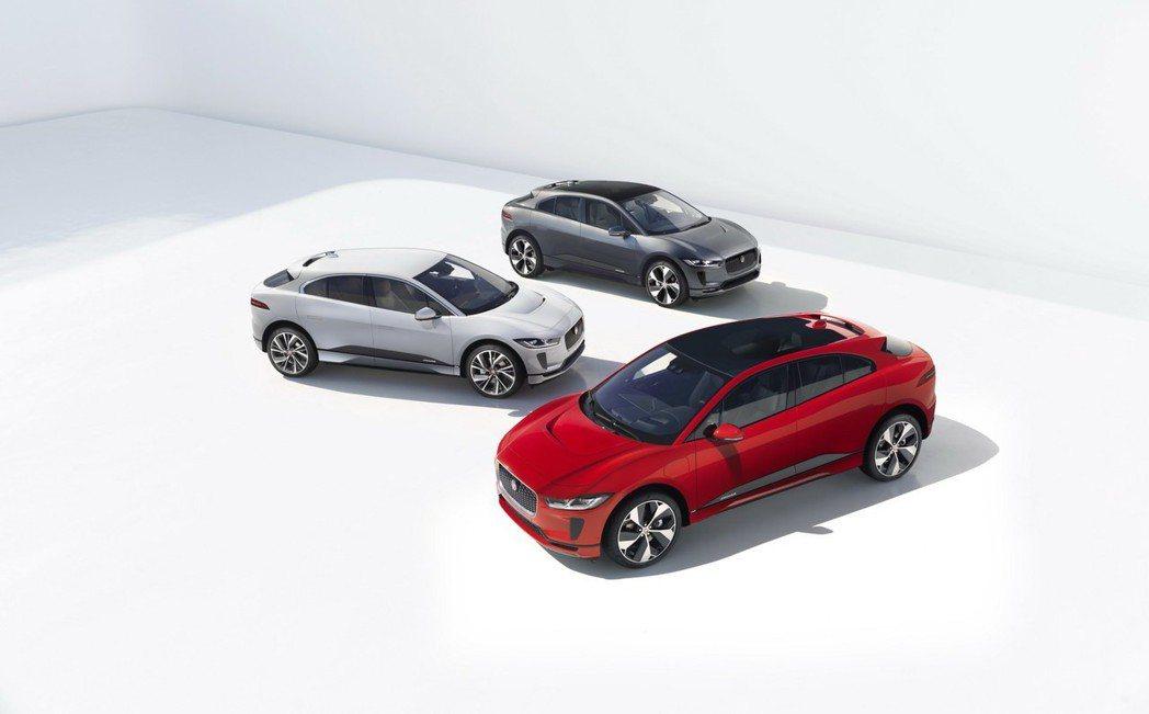Jaguar I-Pace已於日前(1日)正式發表。 摘自Jaguar