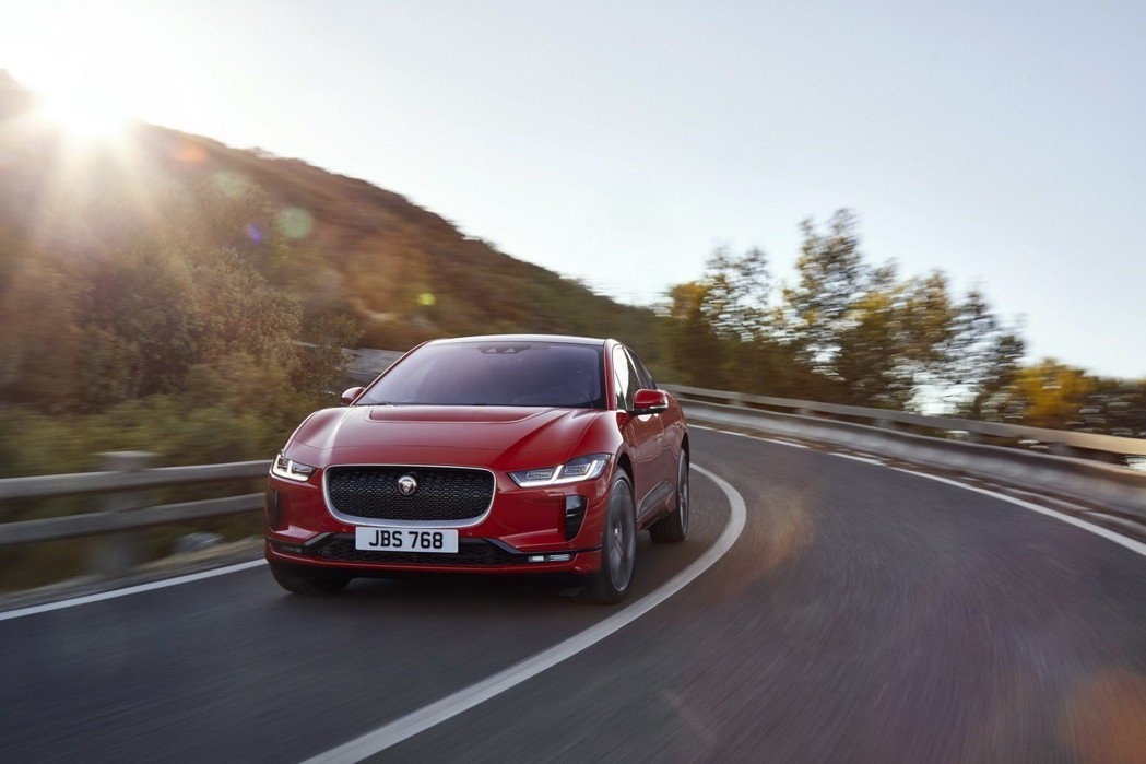 Jaguar I-Pace是車系中第一部純電休旅。 摘自Jaguar