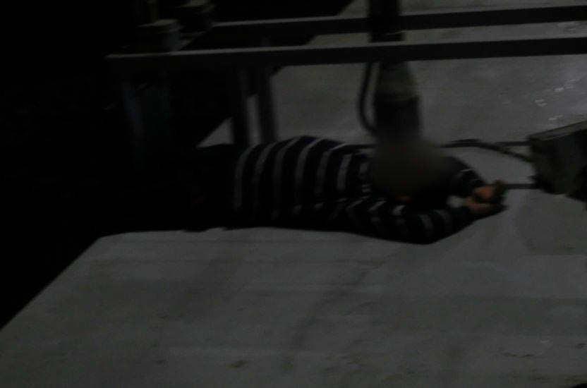 桃園市大溪區今凌晨1點40分左右,一名酒醉男子躺在崁津大橋,沒想到突然坐起身躍下...