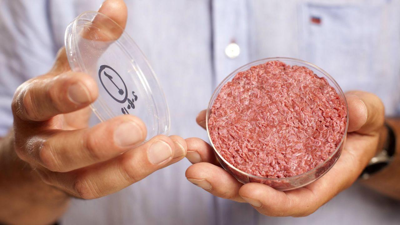 許多肉品製造商看好人造肉的前景。路透