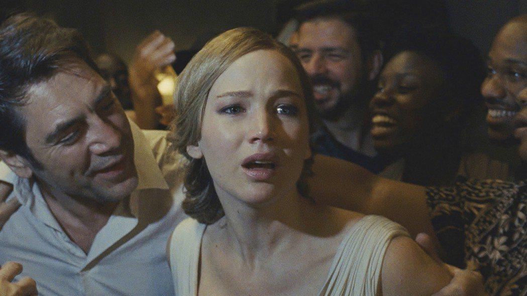 珍妮佛勞倫斯今年不幸以「母親!」入圍金酸莓獎最差女主角。圖/路透資料照片
