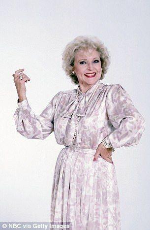 還記得美國電視影集「黃金女郎」嗎?四位黃金女郎只剩下一位在世,她是貝蒂懷特(Be...