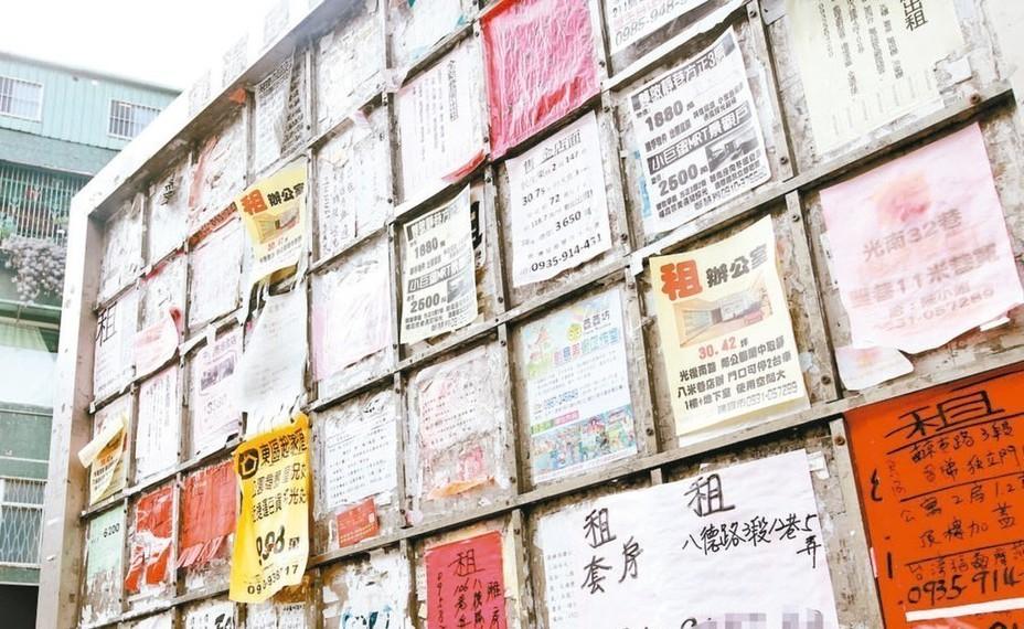 一位網友在網路上發現台北市「超便宜」雅房,示意圖,非新聞當事人。 圖/聯合報系資...