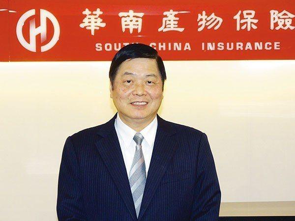 華南產險董座吳崇權